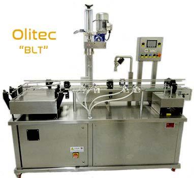 riempitrice per lattine olio digitale OLITEC MODULAR DIGIT
